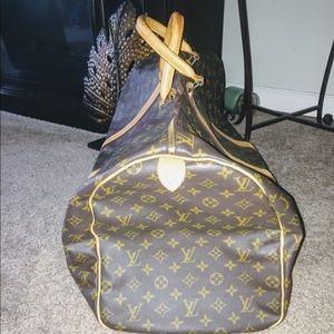 """Louis Vuitton Bags - 💜💛L. V. KEEPALL """"60""""💜💛"""